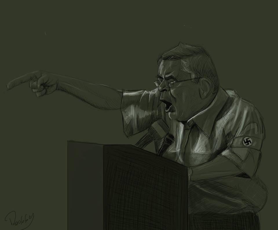 Ο παρακατιανός ξάδερφος του Χίτλερ