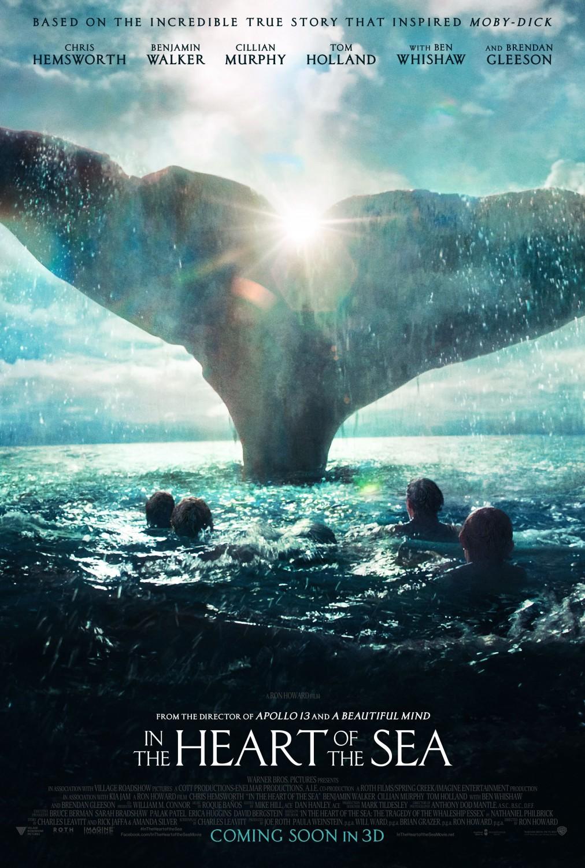 Στην Καρδιά της Θάλασσας /In the Heart of the Sea /Not a Moby Dick movie