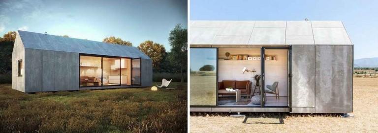 Τα 5 πιο θεαματικά μικρά σπίτια
