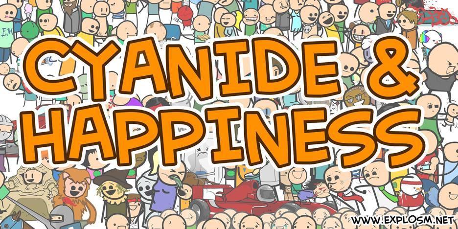 Λέμε ΟΧΙ στον εθισμό / Cyanide & Happiness