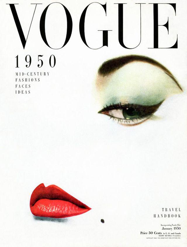 Vintage Εξώφυλλα της Vogue